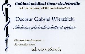 Dr Wierzbicki