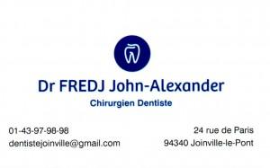Dr Fredj