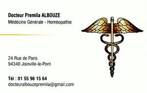 Dr Albouze